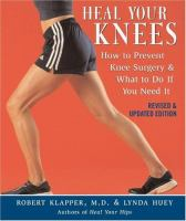 Heal your Knees