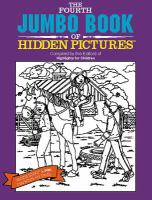 The Fourth Jumbo Book of Hidden Pictures