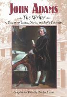 John Adams, the Writer