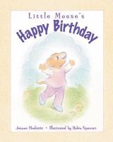 Little Mouse's Happy Birthday