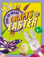 Fun-to-make Crafts for Easter