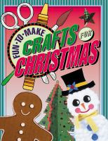 Fun To Make Crafts For Christmas