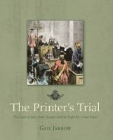 The Printer's Trial