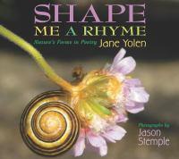 Shape Me A Rhyme