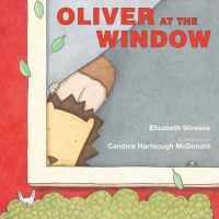 Oliver at the window