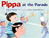 Pippa at the Parade