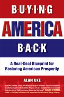 Buying America Back