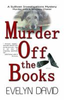 Murder Off The Books