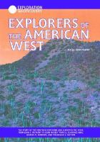 Explorers of the American West