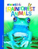Australian Rainforest Animals