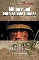 Military and Elite Forces Officer