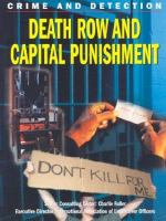 Death Row and Capital Punishment