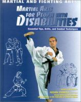 Martial Arts for People With Disabilities