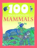 Mammals (1-59084-451-3)
