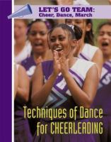 Techniques of Dance for Cheerleading