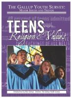 Teens, Religion & Values