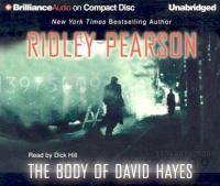 The Body of David Hayes