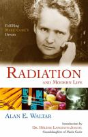Radiation and Modern Life