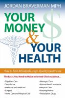 Your Money & your Health