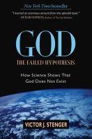 God :the Failed Hypothesis