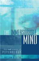 The Immeasurable Mind