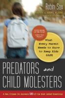 Predators and Child Molesters