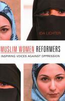 Muslim Women Reformers