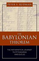The Babylonian Theorem