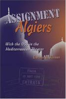 Assignment Algiers