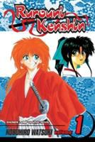 Rurouni Kenshin. Vol. 01, Meiji swordsman romantic story