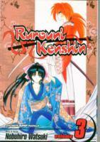 Rurouni Kenshin, Meiji Swordsman Romantic Story, Vol. 3