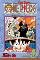 One Piece Vol. 4: Black Cat Pirates