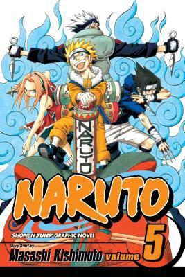 Cover image for Naruto, Vol. 05
