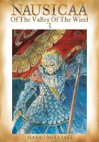 Nausicaä of the Valley of the Wind. 3