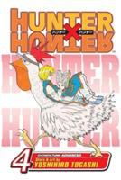 Hunter X Hunter, Vol. 04