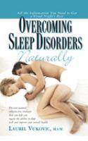 Overcoming Sleep Disorders Naturally