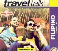 Traveltalk Filipino Tagalog