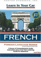 Learn in your car French