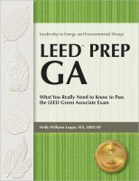 LEED Prep GA