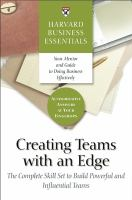 Creating Teams With An Edge