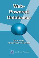 Web-powered Databases