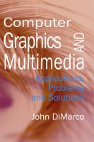 Computer Graphics and Multimedia
