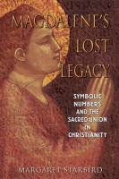 Magdalene's Lost Legacy