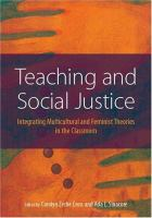 Teaching and Social Justice
