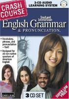 English Grammar & Pronunciation