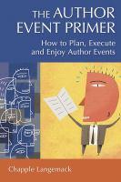 The Author Event Primer