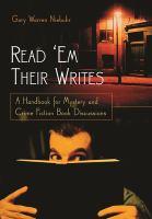 Read 'em Their Writes