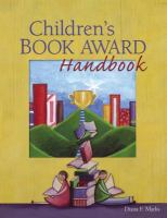 Children's Book Award Handbook