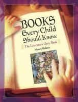 Books Every Child Should Know
