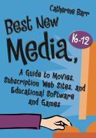 Best New Media, K-12